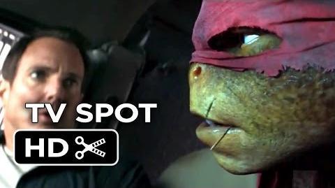 Teenage Mutant Ninja Turtles Extended TV SPOT - Justice (2014) - Live-Action Ninja Turtle Movie HD
