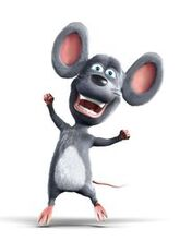 Pip The Mouse