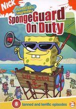 SpongeBob DVD - SpongeGuard For Duty