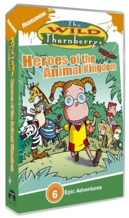 File:The Wild Thornberrys Heroes of the Animal Kingdom VHS.jpg