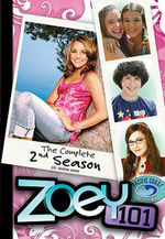 Zoey 101 Season 2 DVD Canada