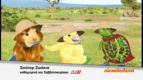 LTV Kids - WONDER PETS