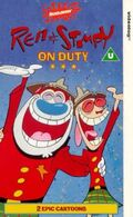 Ren and Stimpy on Duty (UK RELEASE)