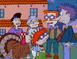 Rugrats The Turkey Who Came to Dinner