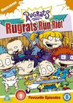 Rugrats Rugrats Run Riot DVD