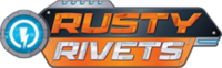 Rusty Rivets Spin Master Nickelodeon Logo