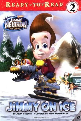File:Jimmy Neutron Jimmy on Ice Book.jpg