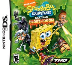 Nicktoons Globs of Doom DS