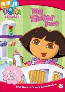 File:Dora the Explorer Big Sister Dora DVD.jpg