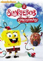 Its A SpongeBob Christmas DVD