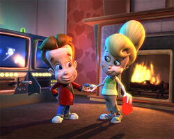 Jimmy Neutron Love Potion Promotional Picture