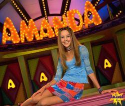 The Amanda Show characters
