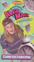 SecretWorldOfAlexMack In the Nick of Time VHS