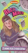 SecretWorldOfAlexMack In the Nick of Time VHS