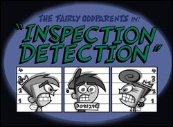 Titlecard-Inspection Detection