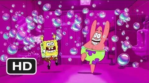 Bubble Party - The SpongeBob SquarePants Movie (5 10) Movie CLIP (2004) HD