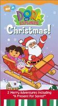 Dora the Explorer Dora's Christmas VHS
