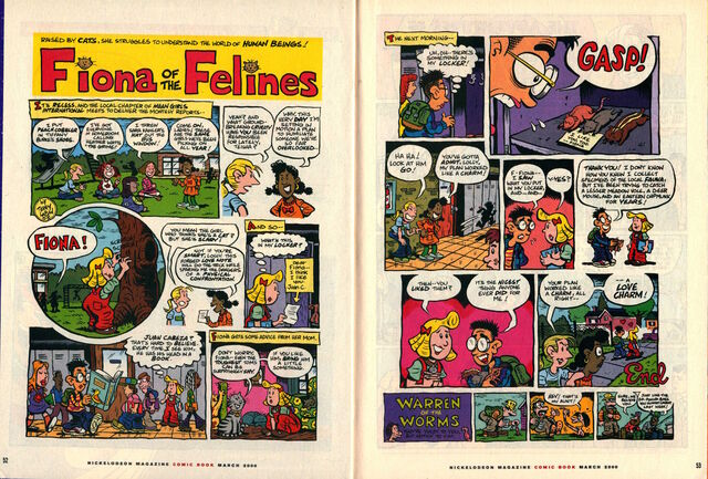 File:Nickelodeon Magazine Fiona of the Felines March 2000.jpg