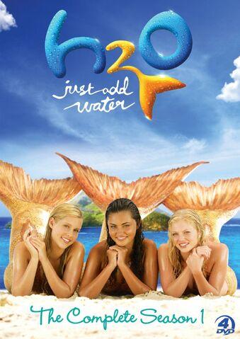 File:H2O Just Add Water Season 1 DVD.jpg