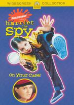 Harriet the Spy DVD