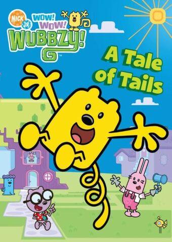 File:Wow! Wow! Wubbzy! - A Tale of Tails DVD.jpg