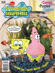 NickMagPresents SpongeBob 2