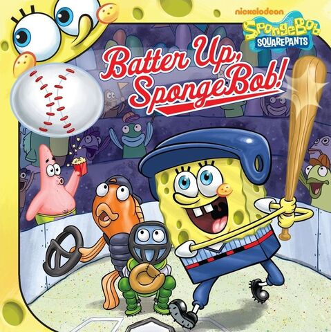 File:SpongeBob Batter Up SpongeBob! Book.jpg