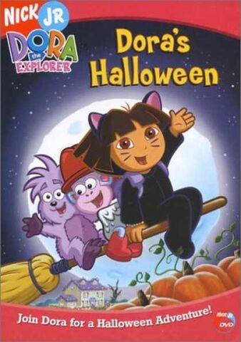 File:Dora the Explorer Dora's Halloween DVD 1.jpg
