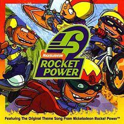 Rocket Power Soundtrack