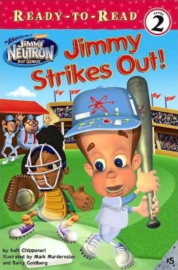 File:Jimmy Neutron Jimmy Strikes Out! Book.jpg