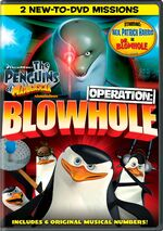 POM Operation Blowhole DVD