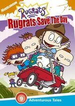 Rugrats Rugrats Save the Day DVD