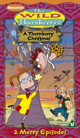 File:The Wild Thornberrys A Thornberry Christmas VHS.jpg