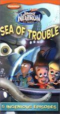 JimmyNeutron SeaOfTrouble VHS