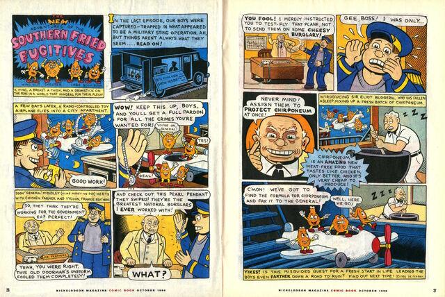 File:Nickelodeon Magazine comic Southern Fried Fugitives October 1996.jpg