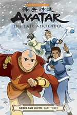 Avatar The Last Airbender North and South Part Three Book
