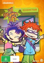 AGU Season 4 DVD