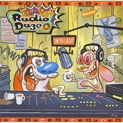 Ren & Stimpy Radio Daze CD