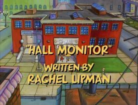 Hall Monitor (Hey Arnold! episode)