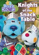 Blue's Room Knights of the Snack Table DVD