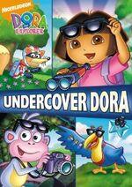 Dora The Explorer Undercover Dora DVD