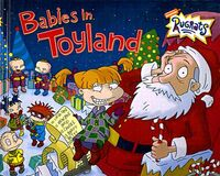 Rugrats Babes in Toyland Book