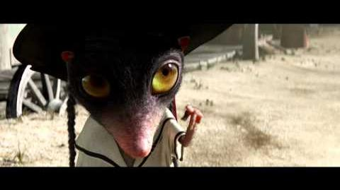 Clip from Rango - Welcome to Dirt