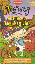 Rugrats Thanksgiving VHS