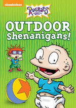 Rugrats Outdoor Shenanigans DVD