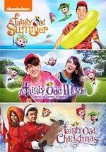 A Fairly Odd Movie Trilogy DVD