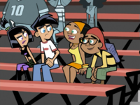Team Phantom couples sitting together