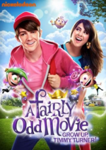 A Fairly Odd Movie Grow Up Timmy Turner DVD