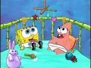 Baby Spongebob & Baby Patrick