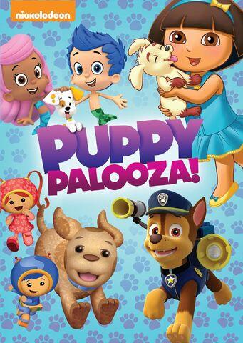 File:Nickelodeon Favorites Puppy Palooza! DVD.jpg